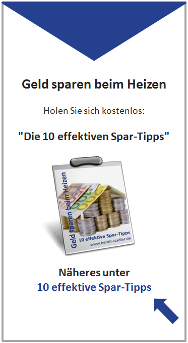 Geld sparen beim Heizen - Die 10 effektiven Spar-Tipps